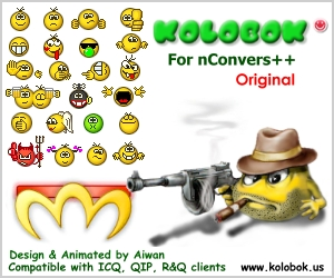 KOLOBOK for nConvers++. Original